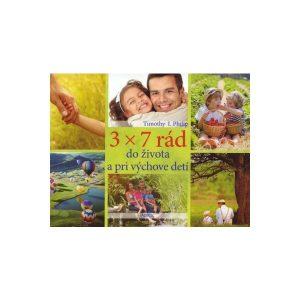 3x7 rád do života a pre Výchovu detí