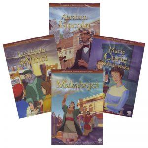 Animované príbehy velikánov dejín 1