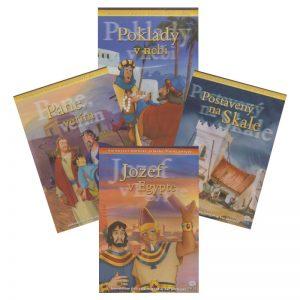 Animované biblické príbehy 8