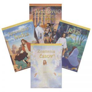 Animované biblické príbehy 9
