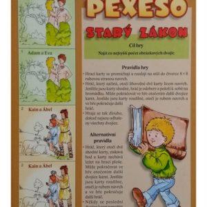 Pexeso - Starý zákon