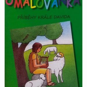 Omaľovánky - Příběhy krále Davida