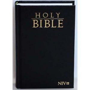 Biblia anglická NIV pevná väzba