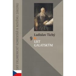 List Galatským - český ekumenický komentár k NZ