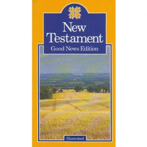 Nový zákon - New Testament Good Seed Edition