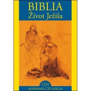 CD Biblia - Život Ježiša 1