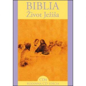 CD Biblia - Život Ježiša 4