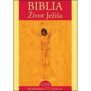 CD Biblia - Život Ježiša 5