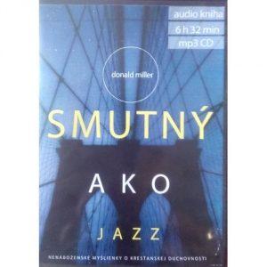 CD Smutný ako jazz - audiokniha