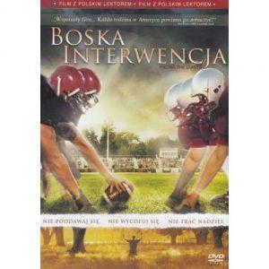 DVD - Vzepřít se obrům - Boska interwencja