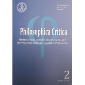 Philosophica Critica