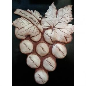 Keramika ovocie Ducha