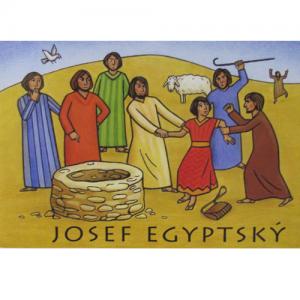Omaľovánky Josef Egyptský