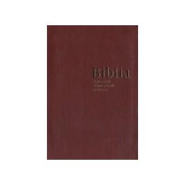 Biblia - ekumenická s DT - malý formát - imitácia kože