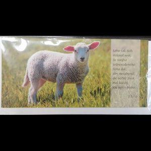 Pohľadnica ovečka