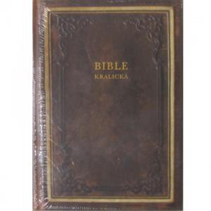 Biblia – česká – Kralická