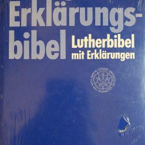 Biblia nemecká Stuttgarter Erklärungsbibel