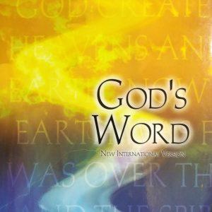 Biblia anglická NIV Gods Word