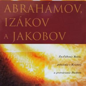 Boh Abrahamov Izakov a Jakobov