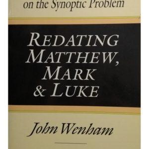 Reading Mathew, Mark and Luke