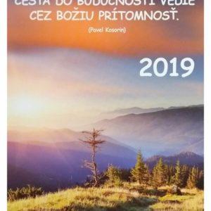 Kalendár Cesta do budúcnosti