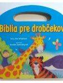 Biblia pre drobčekov - modra - SSV