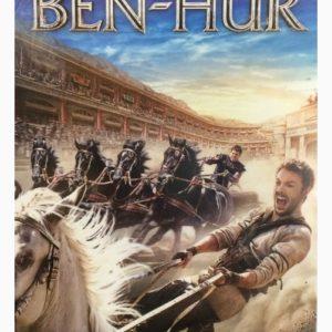 DVD Ben Hur 2016