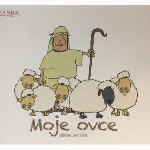Spevník Moje ovce