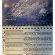 Kalendár 2020 – týždňový s malým zamyslením