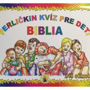 Perličkin kvíz pre deti