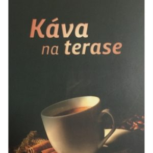 Káva na terase