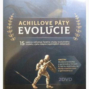 DVD Achillove päty evolúcie
