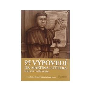 95 výpovedí M.Luther