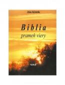 Biblia - prameň viery