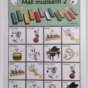 Pexeso - Malí muzikanti 2