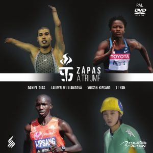 DVD Zápas a triumf 2016