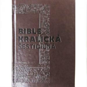 Biblia – česká – kralická – šestidílka