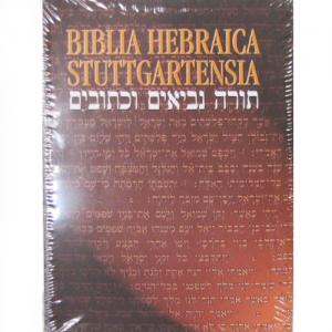 Biblia hebrejská Stuttgartensia mäkká väzba