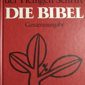 Biblia nemecká Einheitsubersetzung
