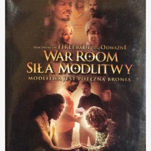 DVD Válečný kabinet (War Room)