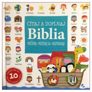 Biblia - čítaj a dopĺňaj