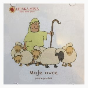CD Moje ovce
