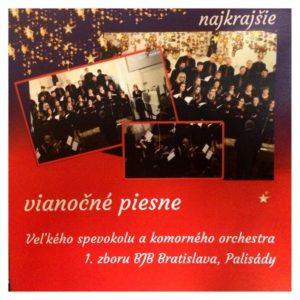 CD Najkrajšie vianočné piesne