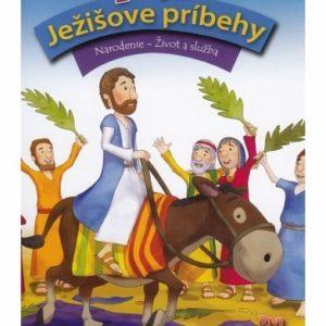 DVD Ježišove príbehy 2DVD