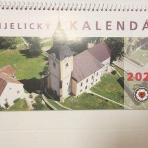 Stolový evanjelický kalendár 2020