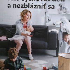 Ako vychovať deti a nezblázniť sa