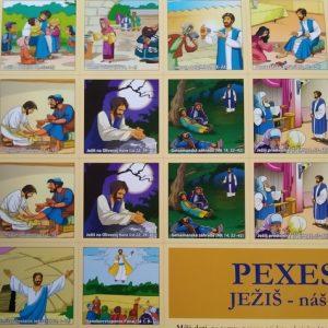 Pexeso - Ježiš - náš Pán