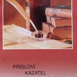 PŽ - Přísloví