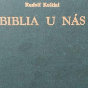 Biblia u nás