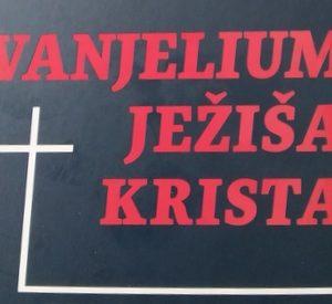 Evanjelium Ježiša Krista